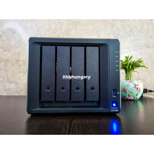 SYNOLOGY DiskStation DS920+ 8TB +(4x2TB HDD)