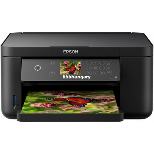Epson Expression Home XP-5100 wireless tintasugaras nyomtató/másoló/síkágyas sca